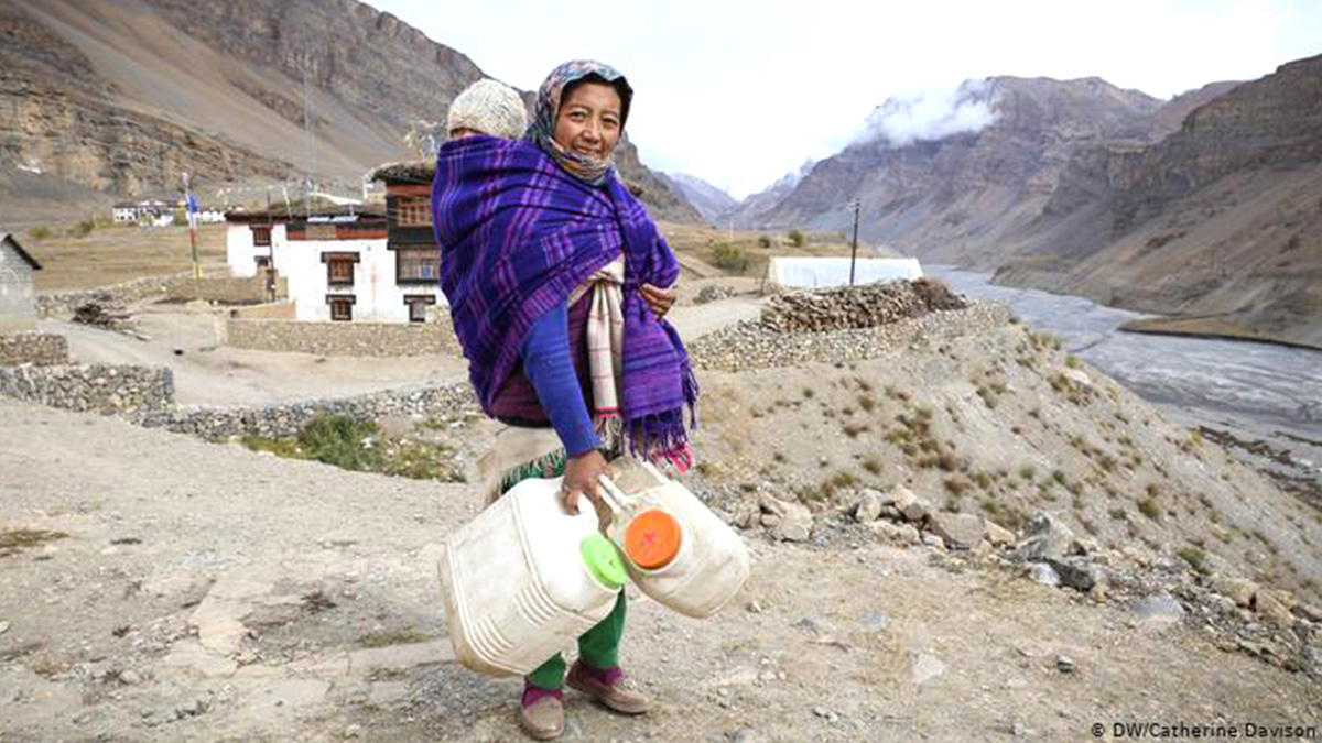 Living in Hope and Fear Beside India s Retreating Himalayan Glaciers
