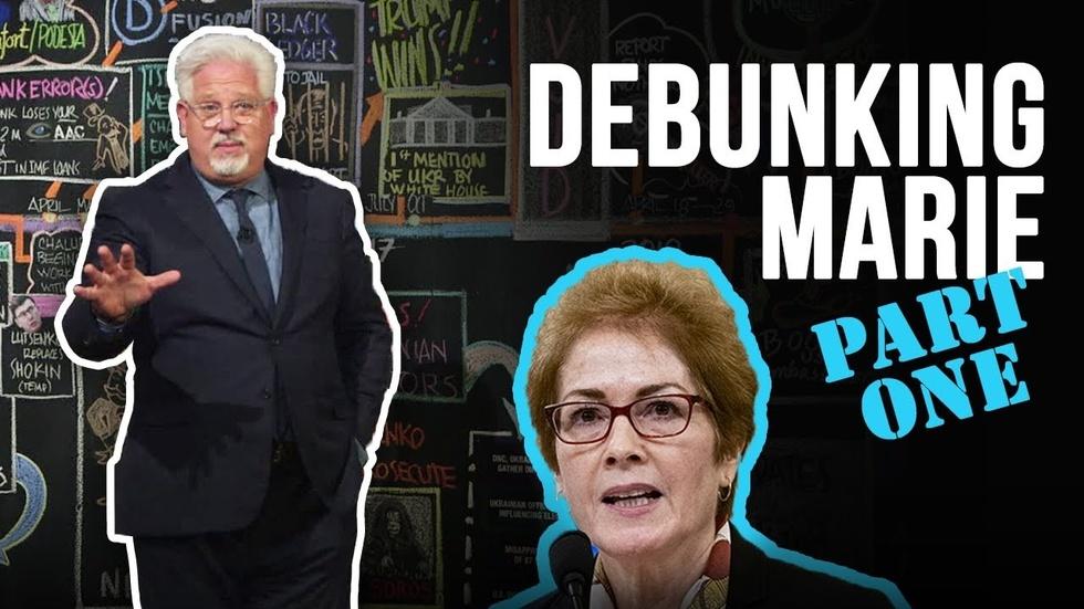 Partner Content - MARIE YOVANOVITCH IMPEACHMENT TESTIMONY LIES: Debunking denial of 'Do No...