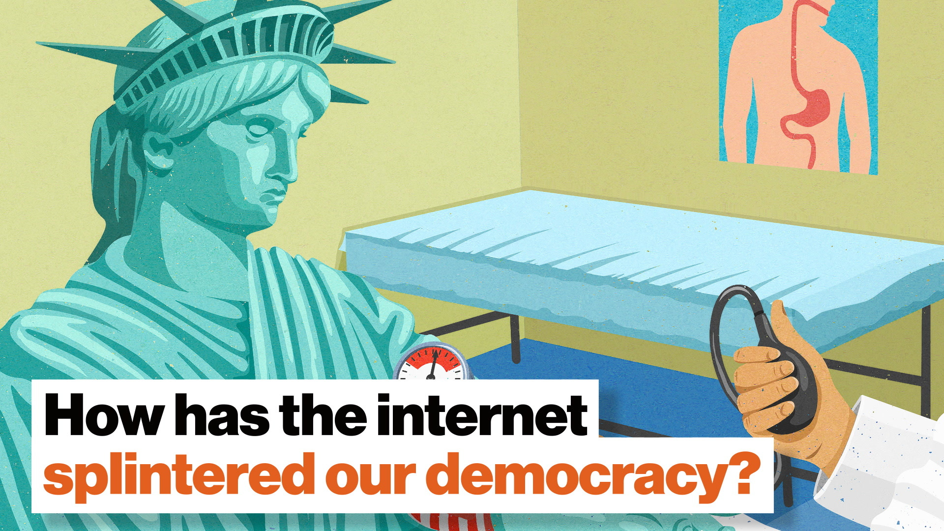 How has the internet splintered our democracy?