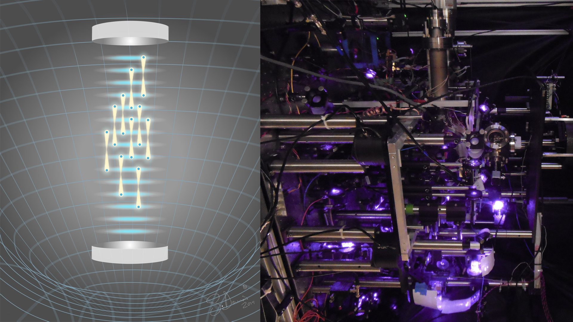 Scientists find a new way to measure gravity