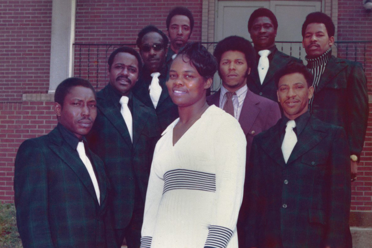Elizabeth King and the Gospel Souls Rejoice with 'The D-Vine Spirituals Recordings'