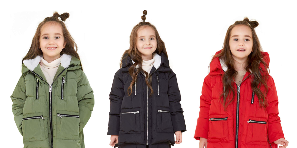 The Insta-famous Amazon coat is available for kids, too 🙌