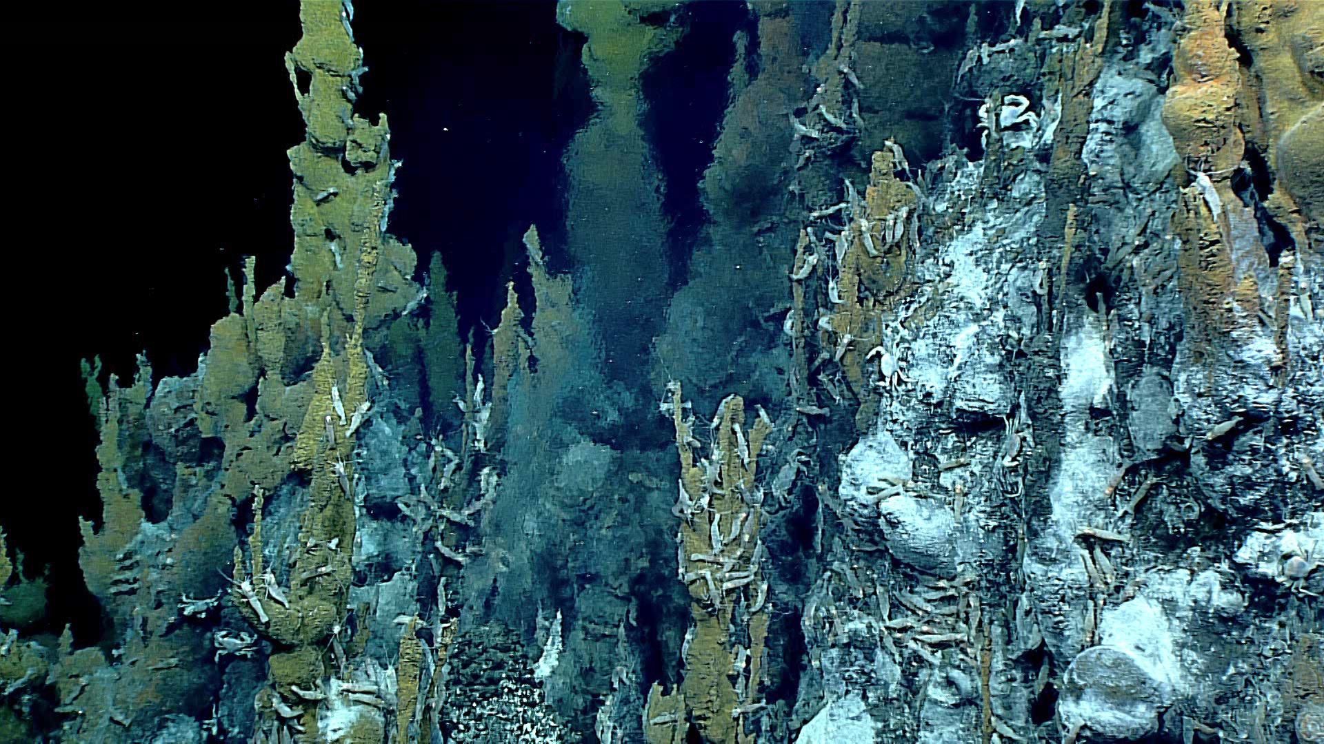 Scientists create precursor to life in thermal vent experiment
