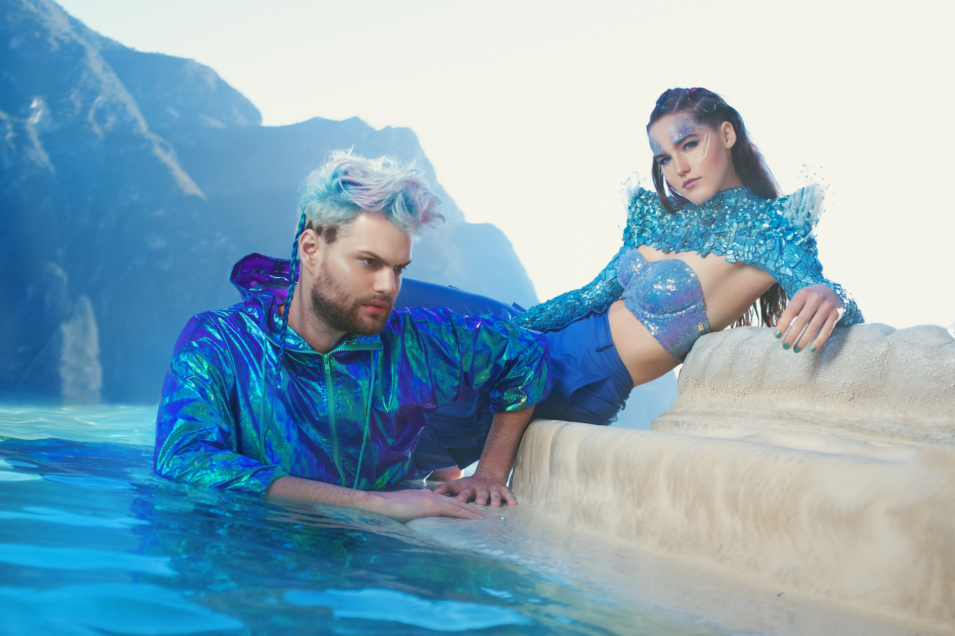 How a Foot Injury Led to Sofi Tukker's Latest EP