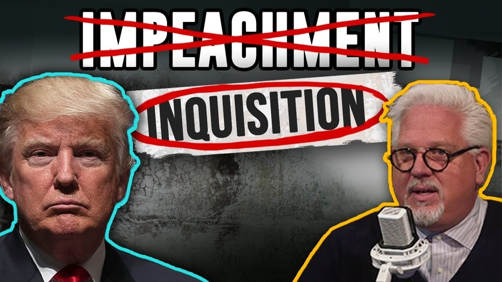 Partner Content - Impeachment or Inquisition? Three questions regarding Democrat HYPOCRISY...