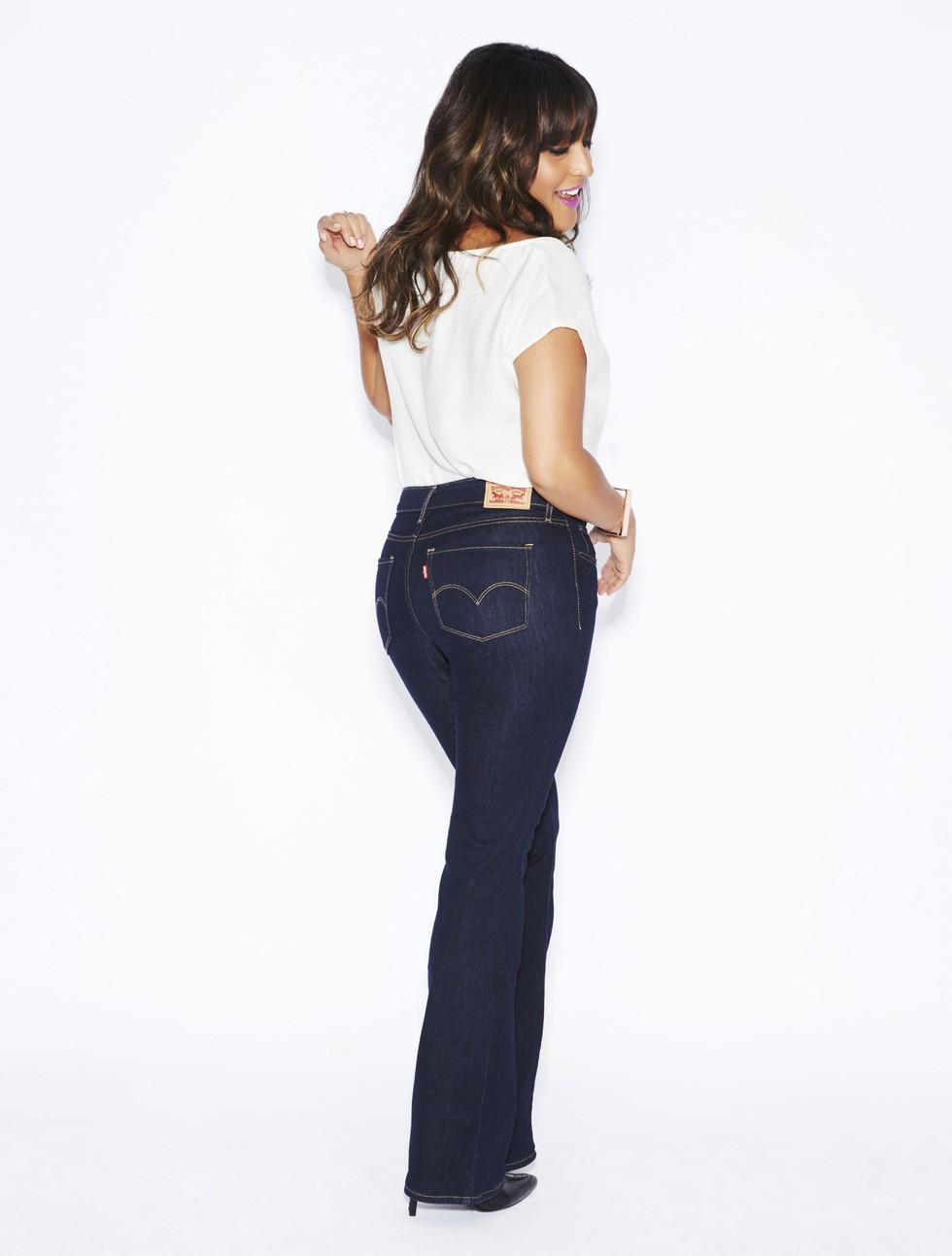 Best White Jeans For Curvy Women