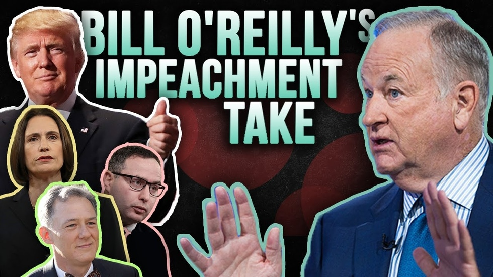 Partner Content - Bill O'Reilly: Trump impeachment trial will expose Biden, whistleblower,...