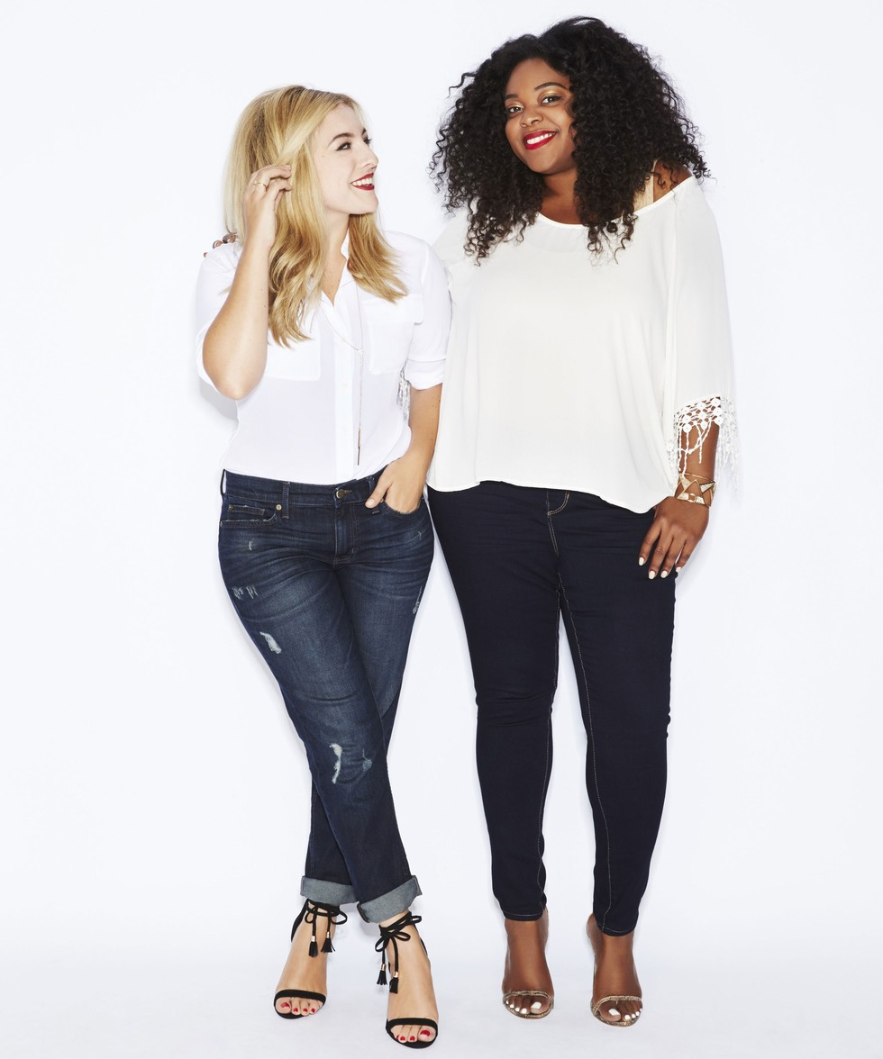 Best White Jeans For Curvy Women
