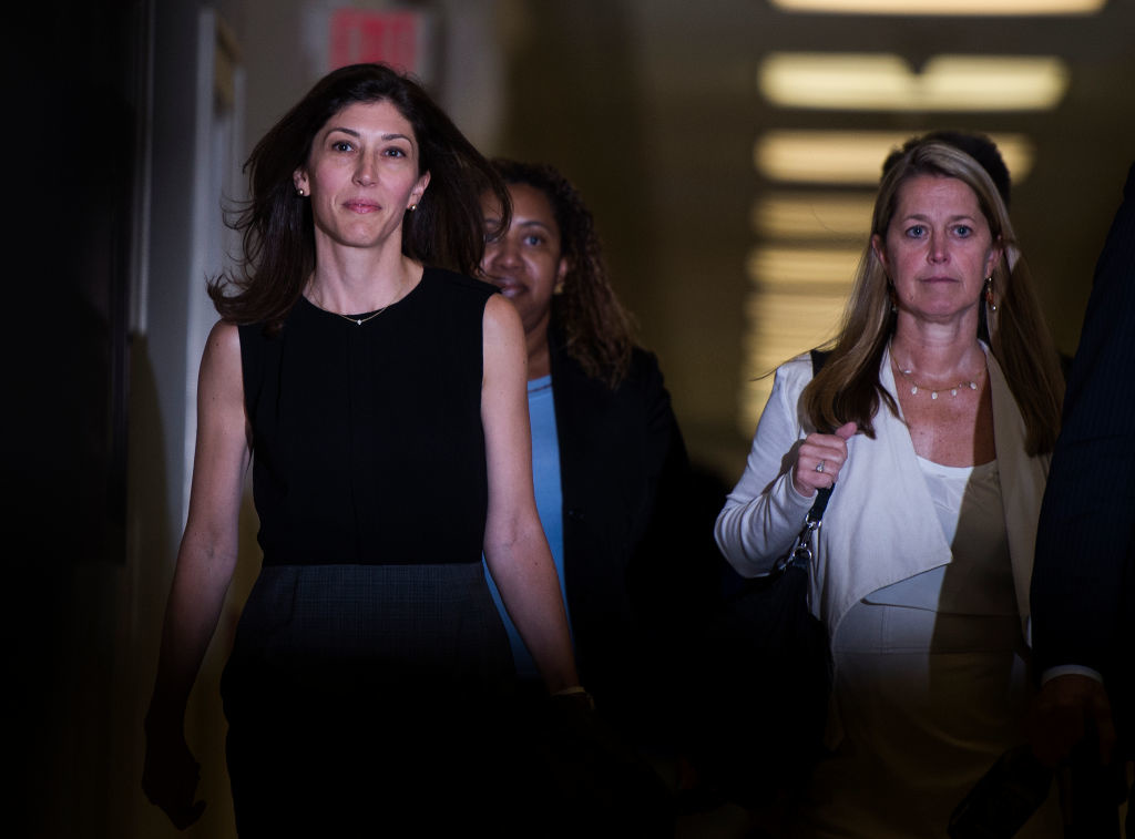 Lisa Page sues the FBI and DOJ for releasing her texts, cites 'cost of therapy' and 'permanent loss of ...