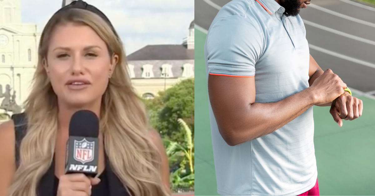 TV Reporter Catches Her Boyfriend Cheating On Her Thanks To His Own Fitbit