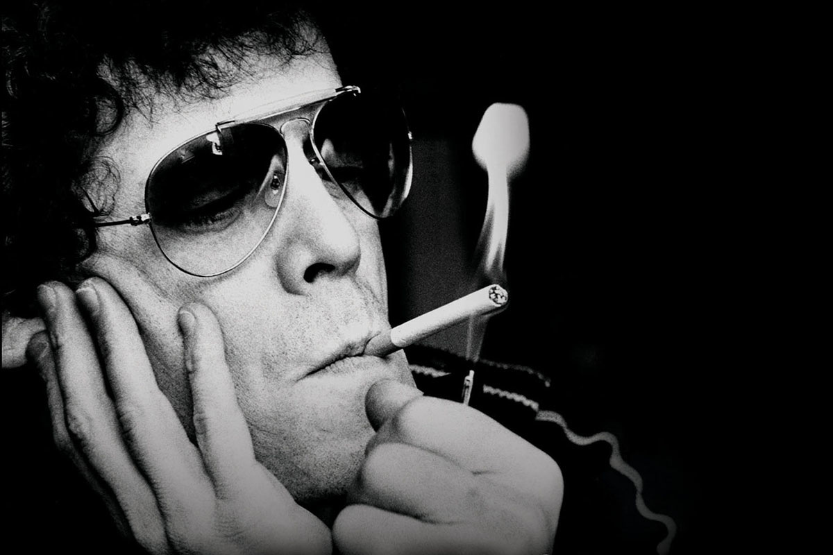The Curmudgeonly King of Noir Chronicled in  Notes From the Velvet Underground: The Life of Lou Reed