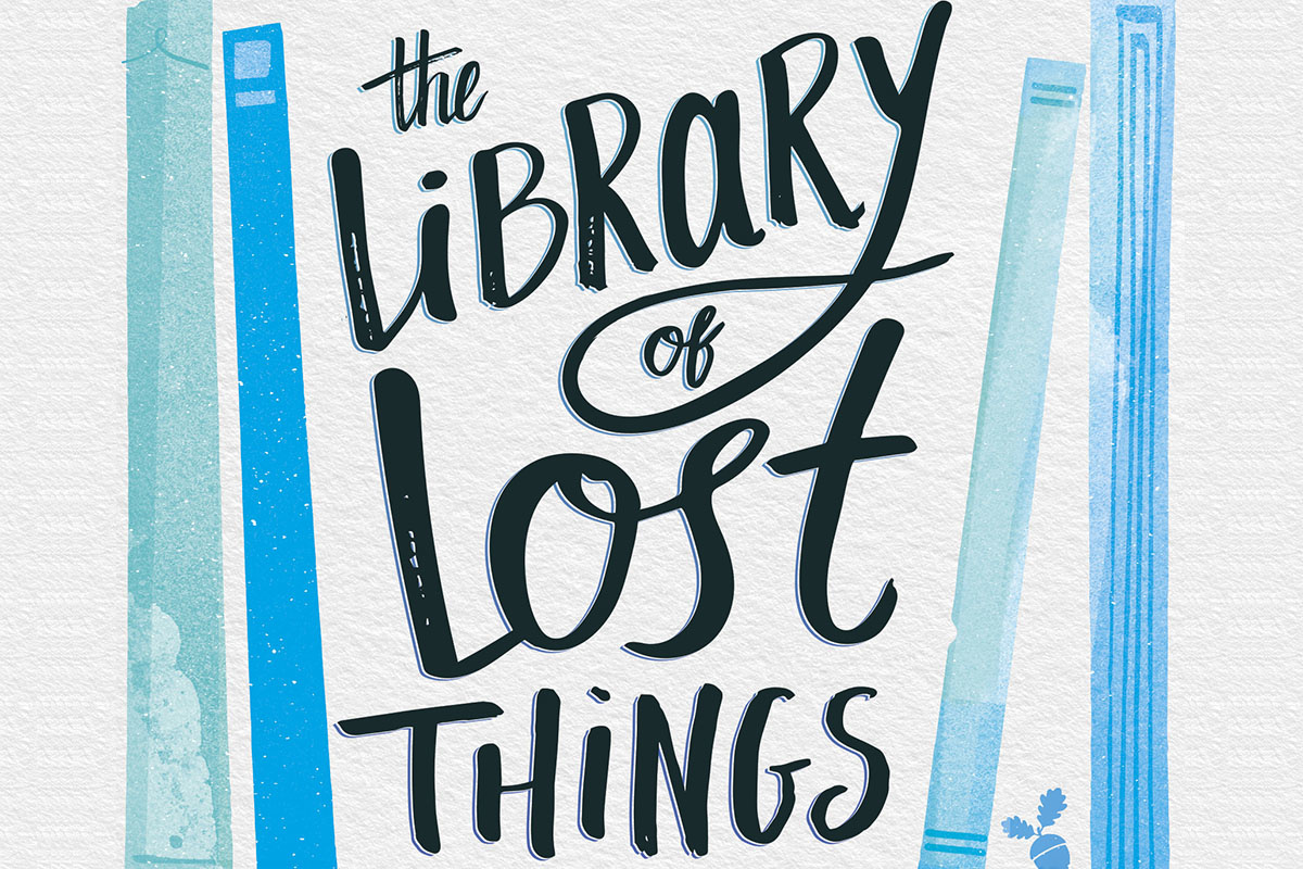 A Bookish Teenager Finds Herself in Laura Taylor Namey's  Library of Lost Things