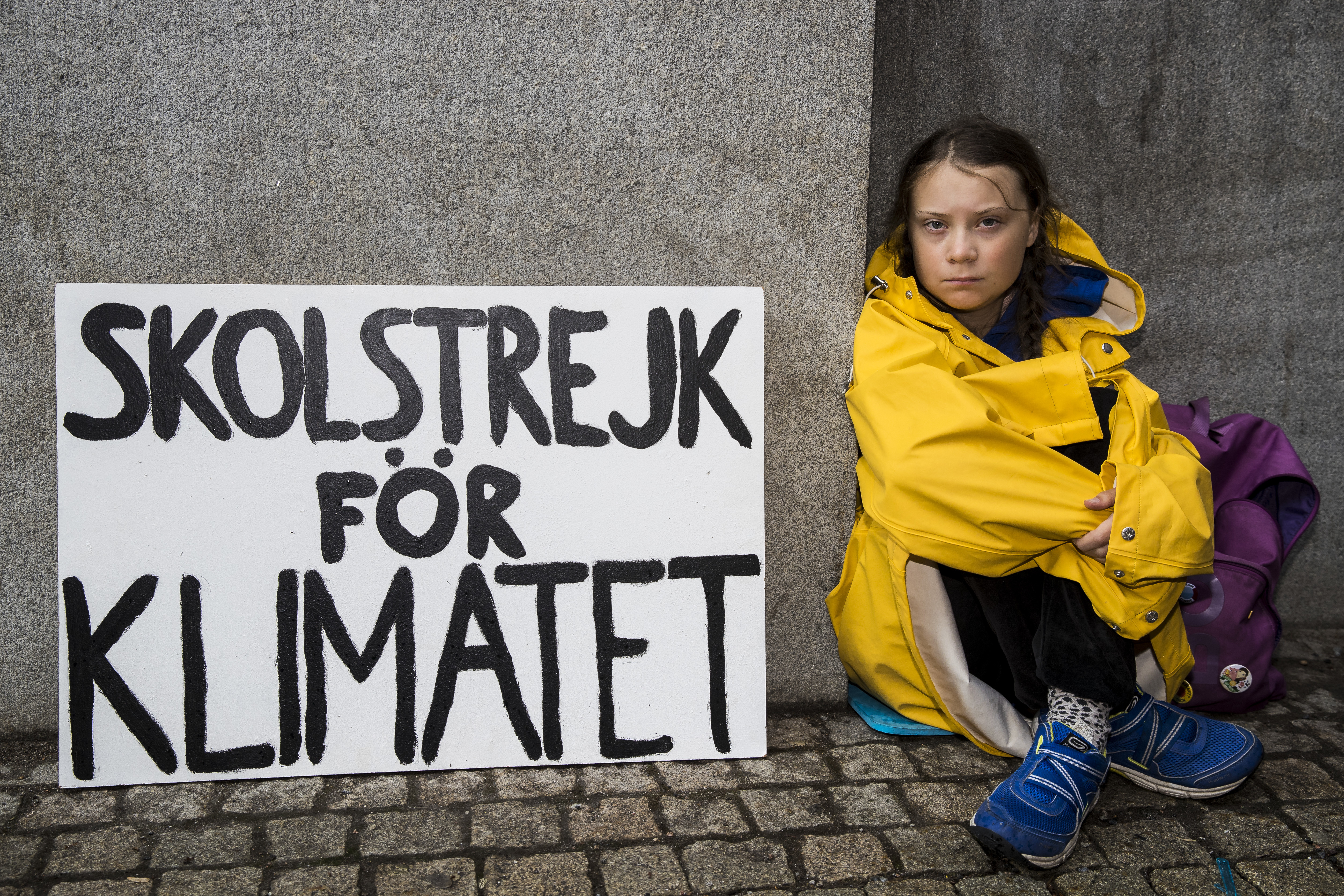 Greta Thunberg, climate change activist, wins Time Person of the Year