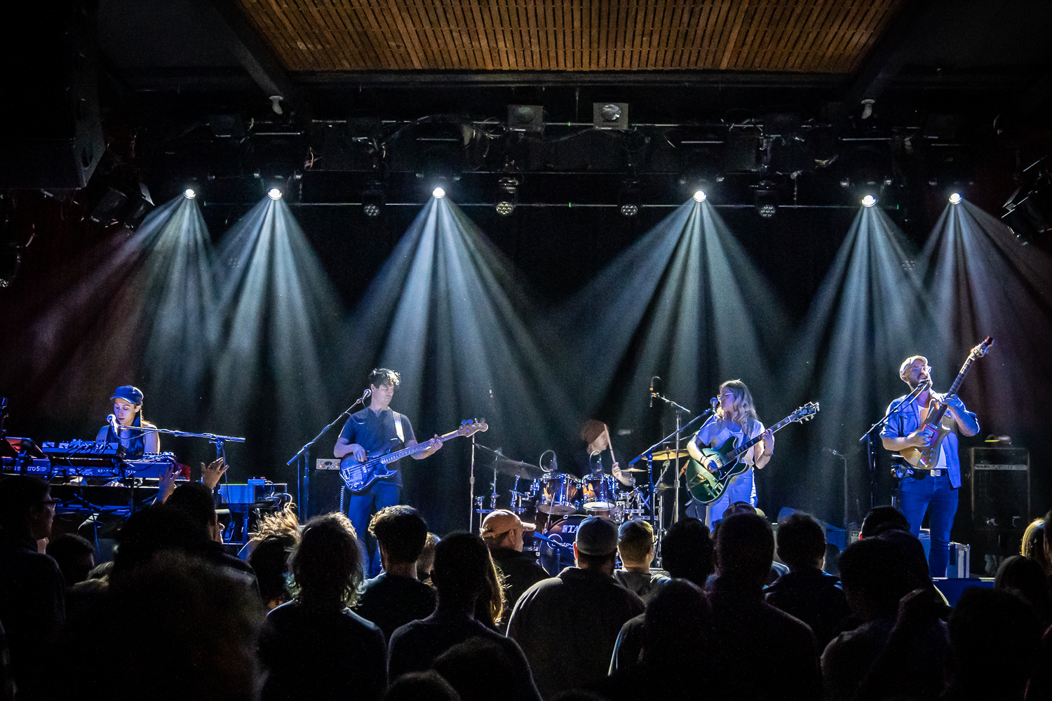 Ghost Light Shine with Illuminating Rock Power in San Francisco