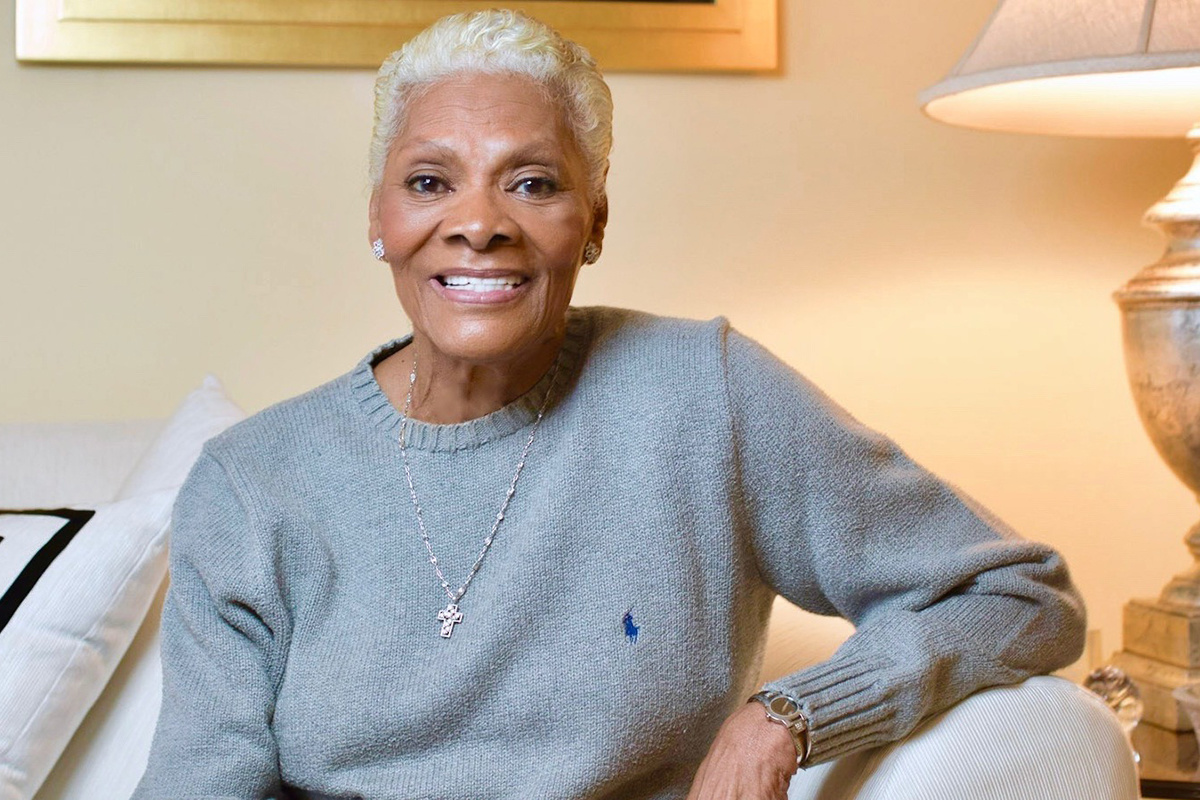 The Reason for the Season: A Christmas Chat with Dionne Warwick