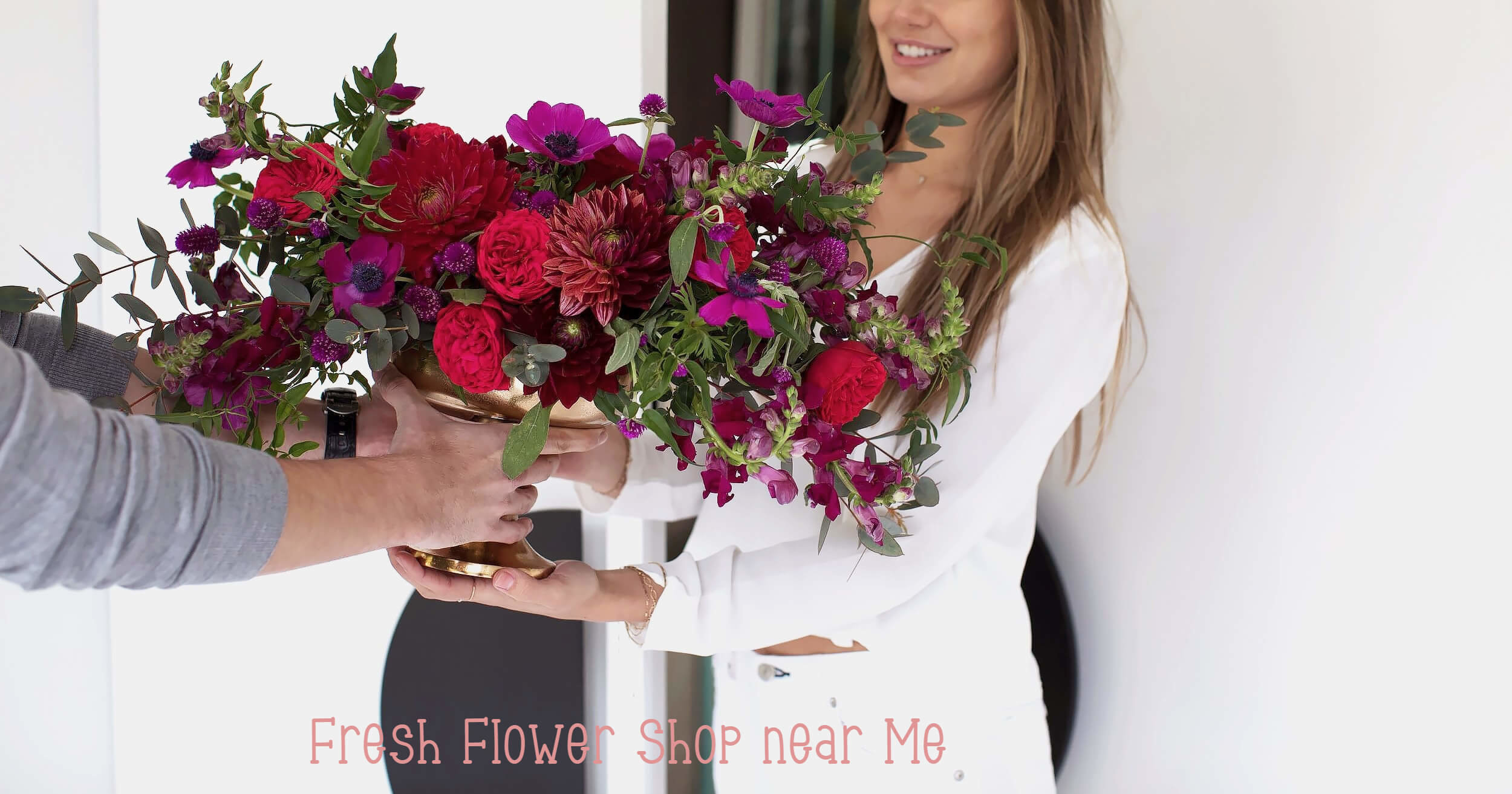 Flower Delivery Dubai Fresh Flower Shop near Me