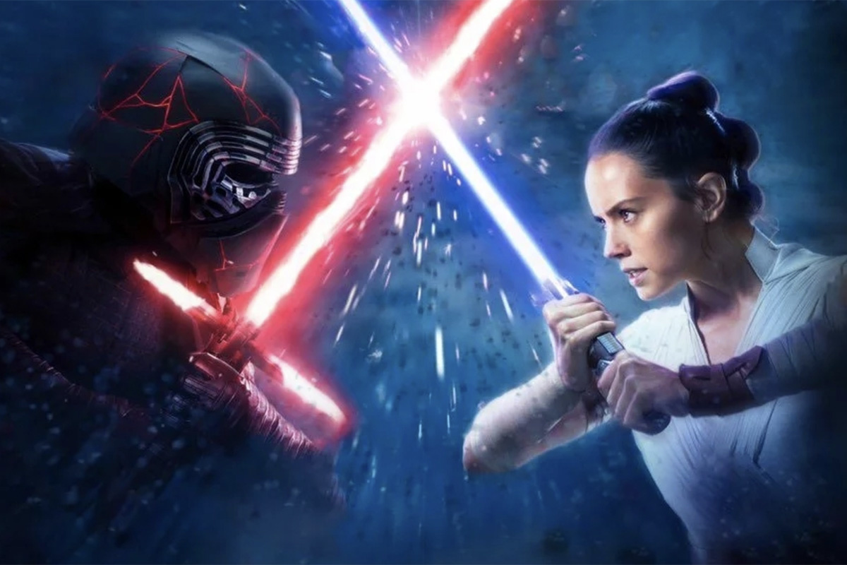 The Rise of Skywalker  Is a Lightsaber Duel between Good and Evil, Past and Present, Authenticity and Greed