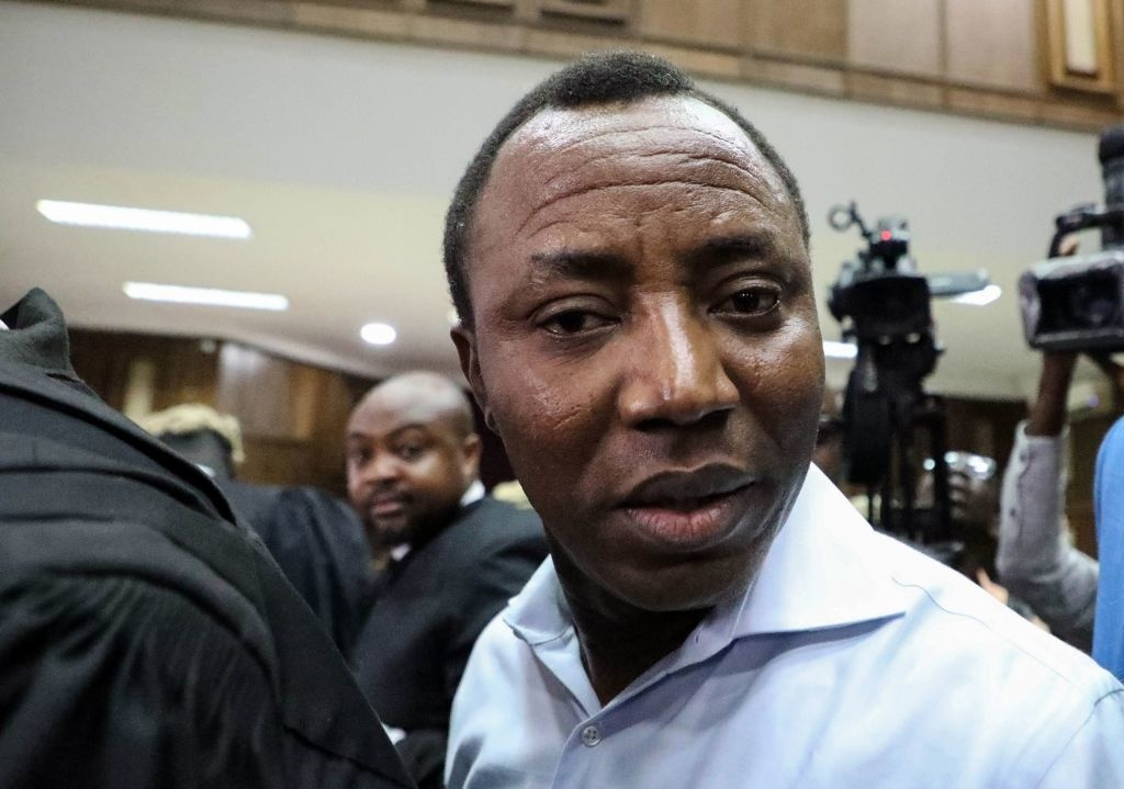 Nigerian Activist Omoyele Sowore Has Finally Been Released from Prison