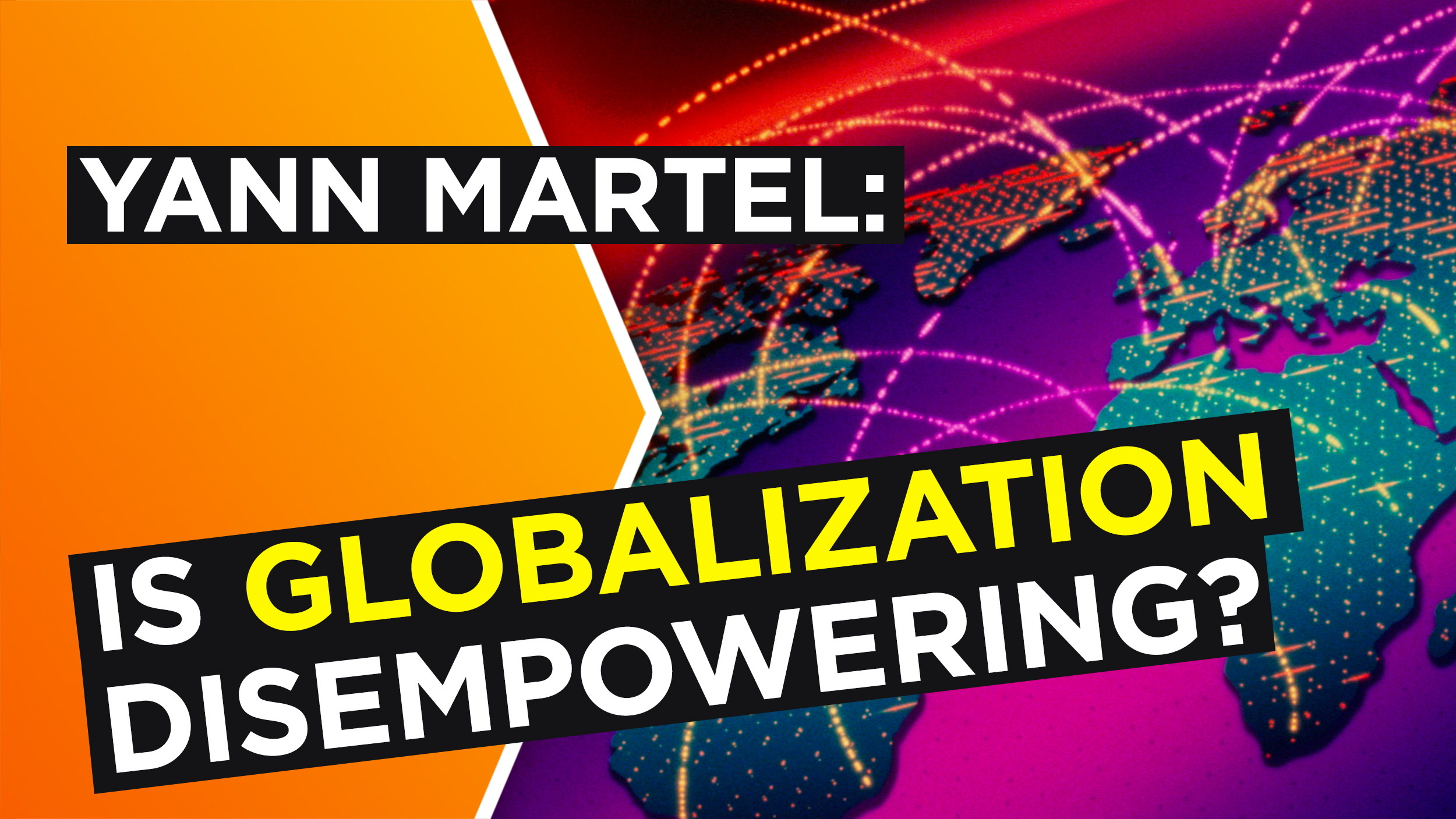 Is globalization actually disempowering?
