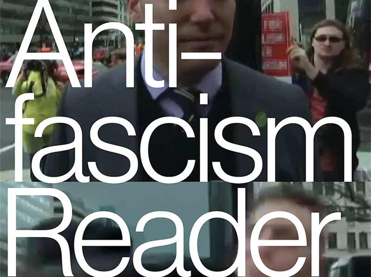 The U.S. Anti-Fascism Reader [By the Book]