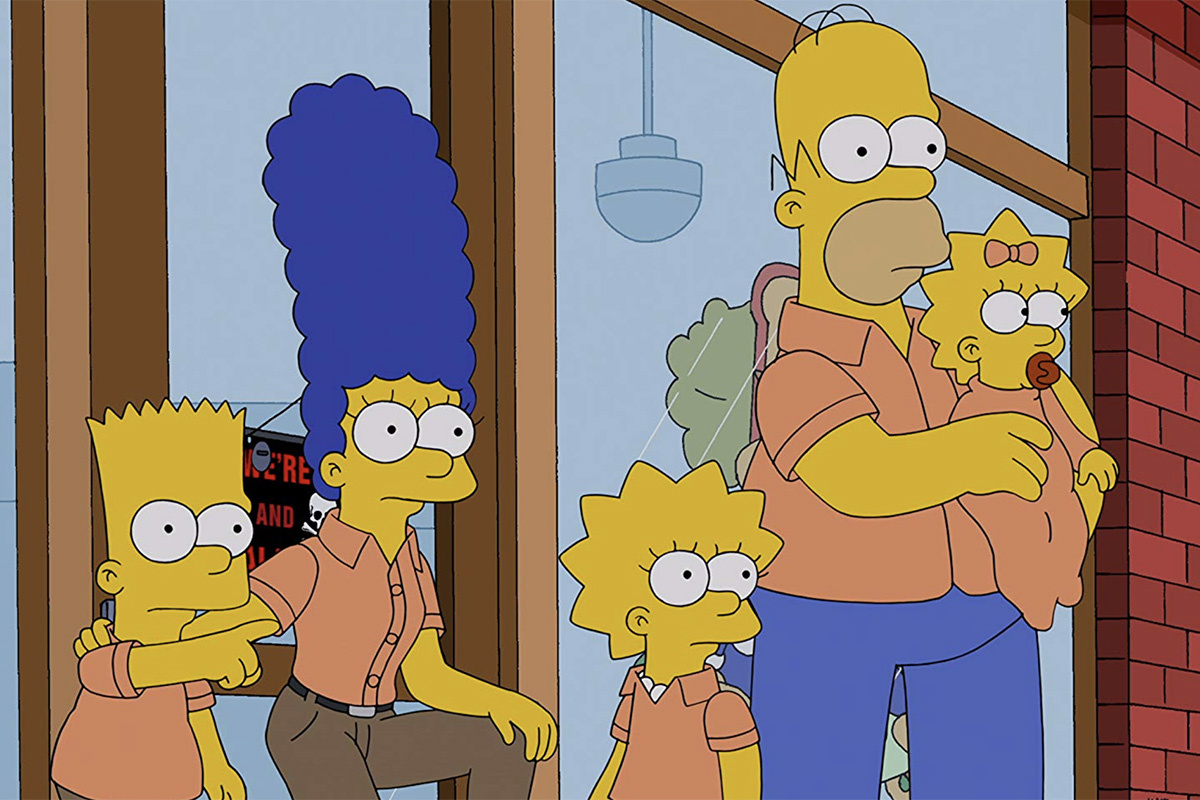 The Simpsons  Plus-Size Marathon Is Aging Me All Over Again