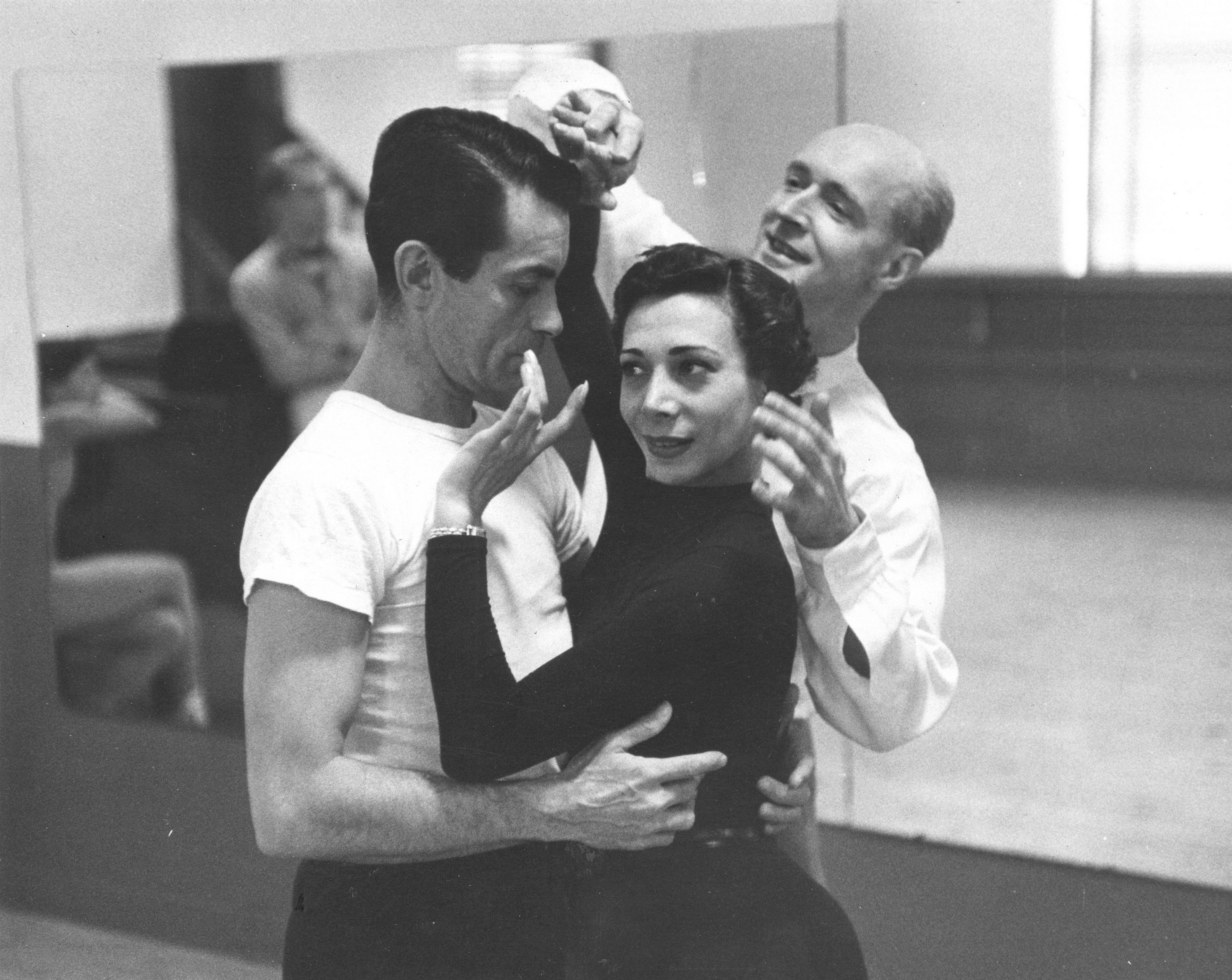 "#FlashbackFriday: Nora Kaye Left Her First Rehearsal With Antony Tudor ""Screaming"""