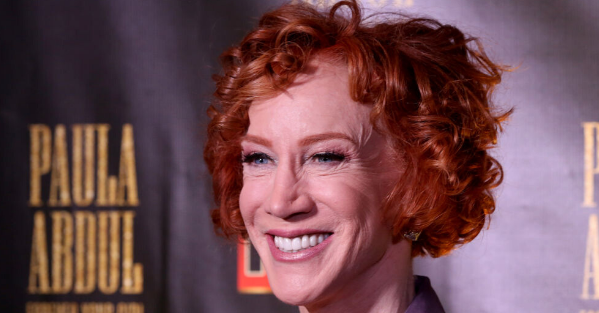 Kathy Griffin Says She Had To 'Beg' For Recent TV Gig After That Infamous Trump Photo Scandal