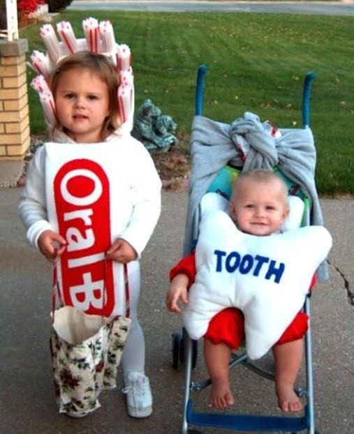980x 20 Weird Halloween Costumes Chosen By Kids