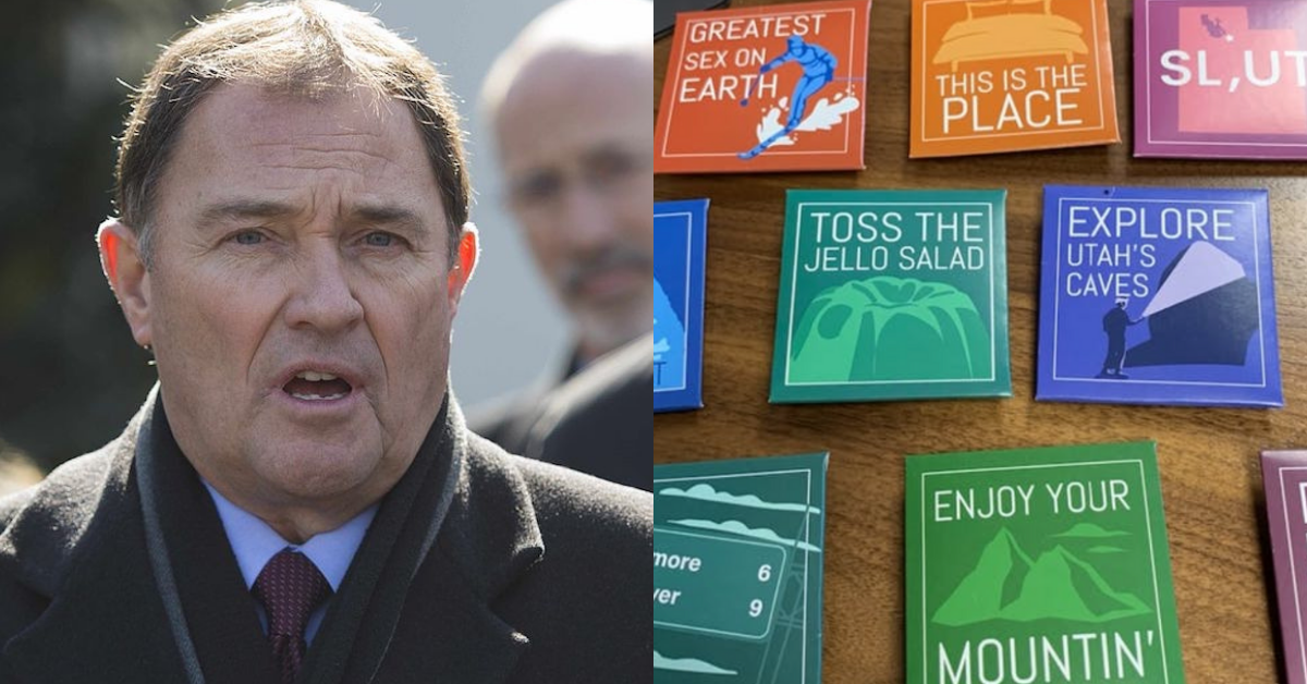 Utah Gov. Halts HIV-Prevention Program Because He Doesn't Like The 'Sexual Innuendo' On The Condom Wrappers
