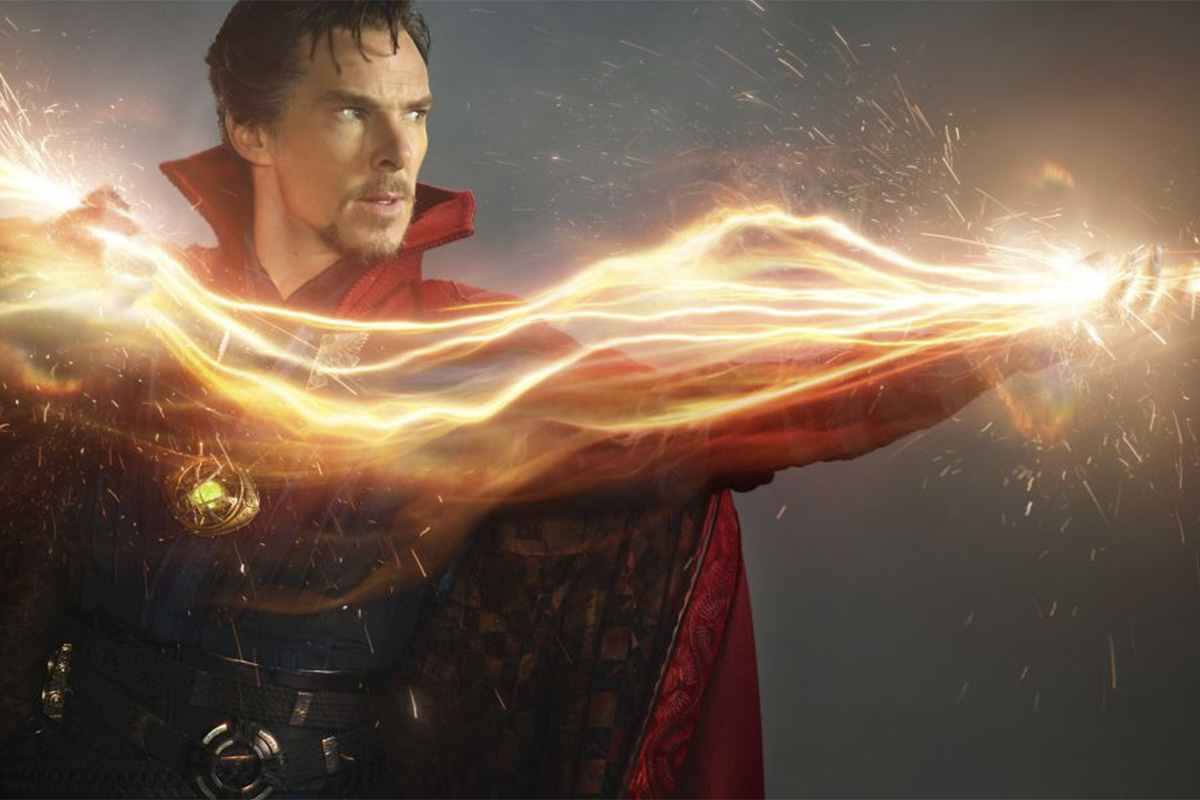 Doctor Strange : It s About Time