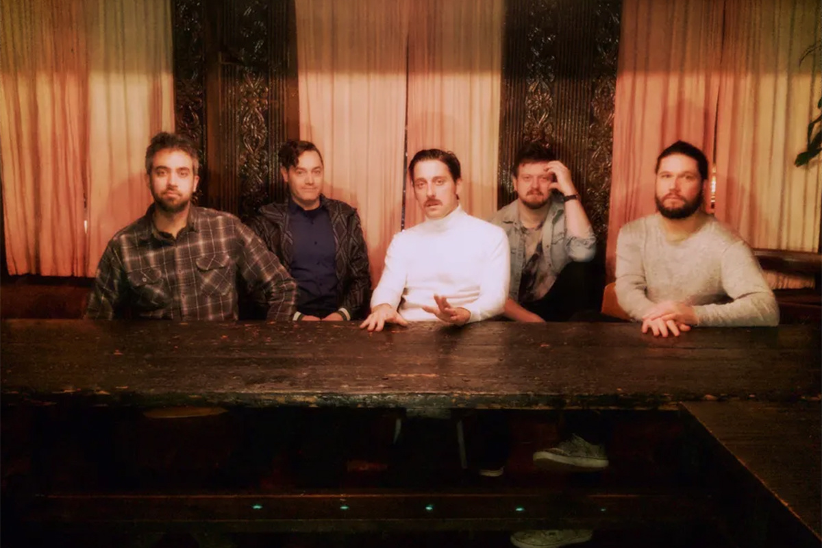Imaginary People Mourn the Death of a  Hometown  (premiere)