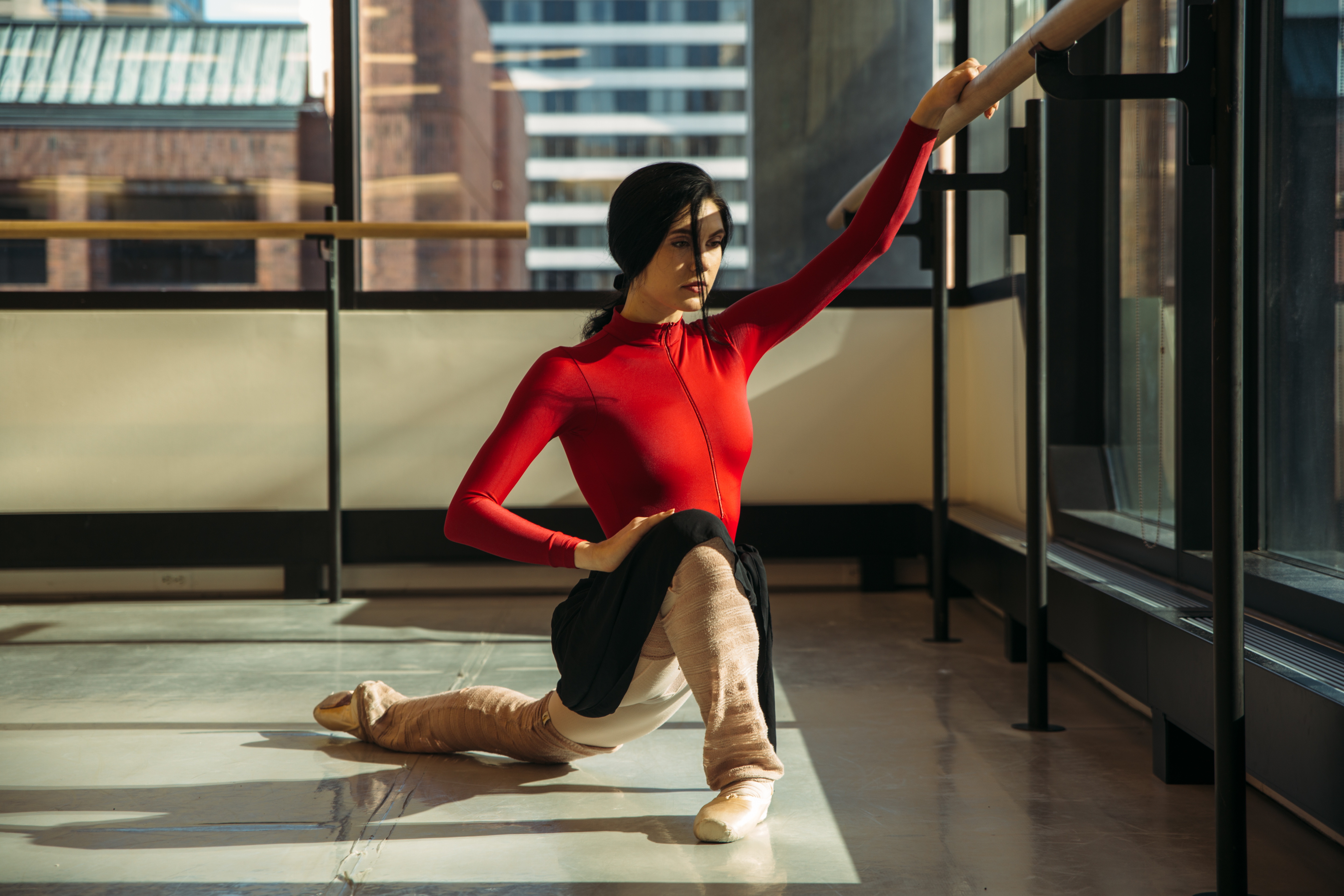 Ballet West Star Beckanne Sisk Shares Her On-and Off-Duty Styles