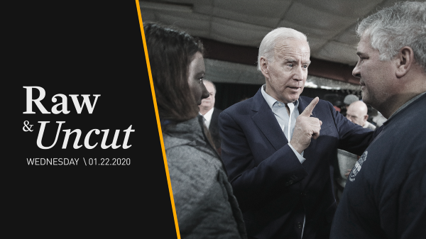 Former Vice President Joe Biden says there are a number of women and African Americans that meet the criteria to be his running mate in 2020