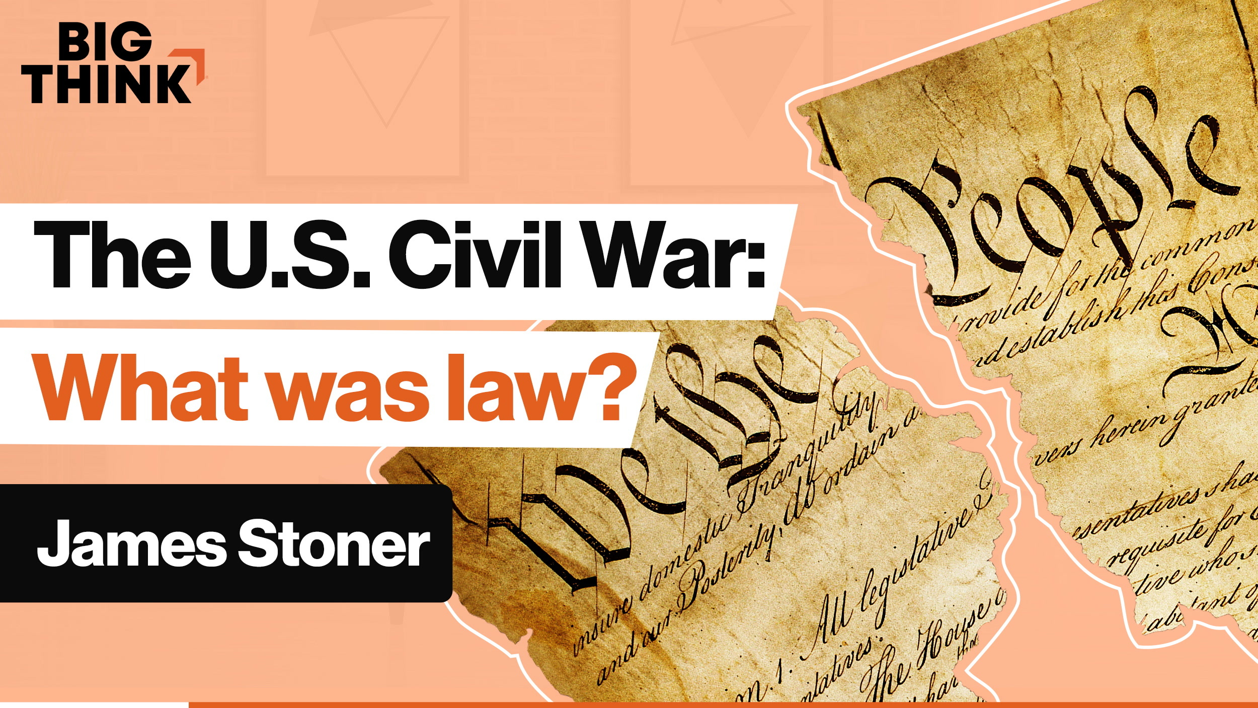 Lincoln's law: How did the Civil War change the Constitution?