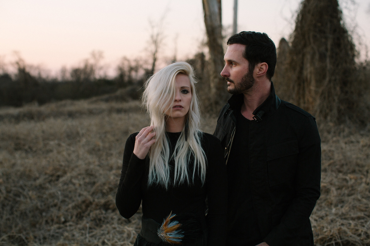 Folk-pop s the Sweeplings Find Solid Ground  In Between  Connected Projects (premiere + interview)