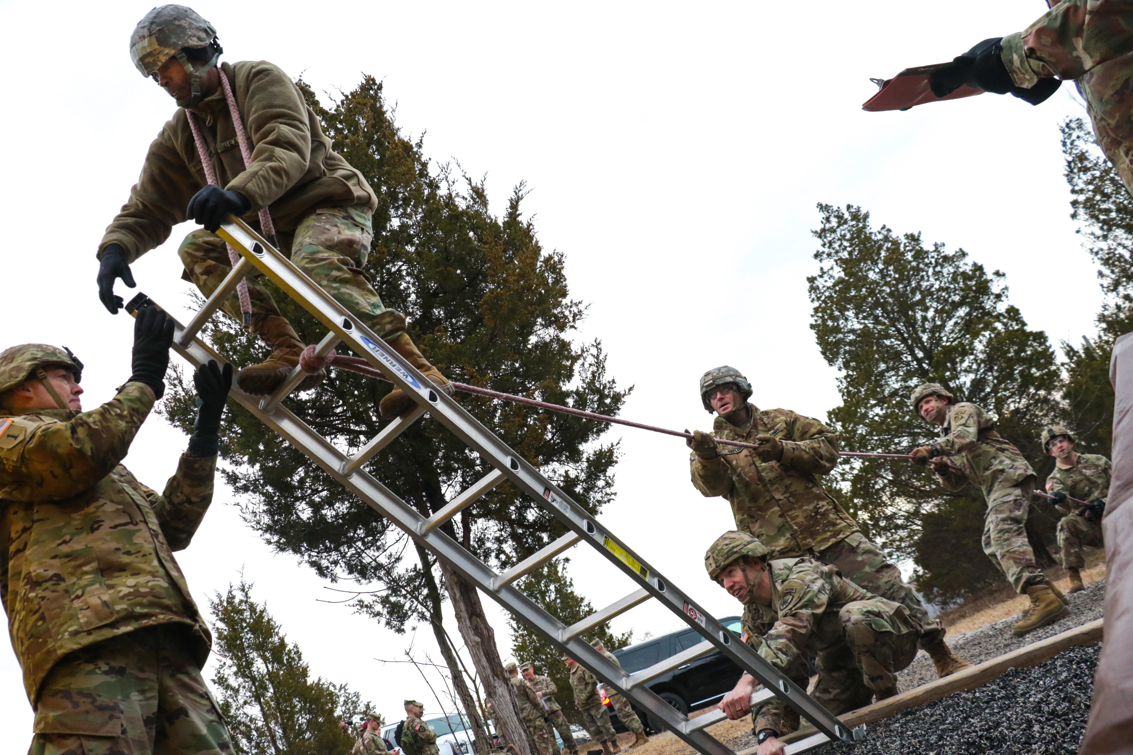 The Army's new battalion commander selection process is just like the NFL Scouting Combine, service chief says