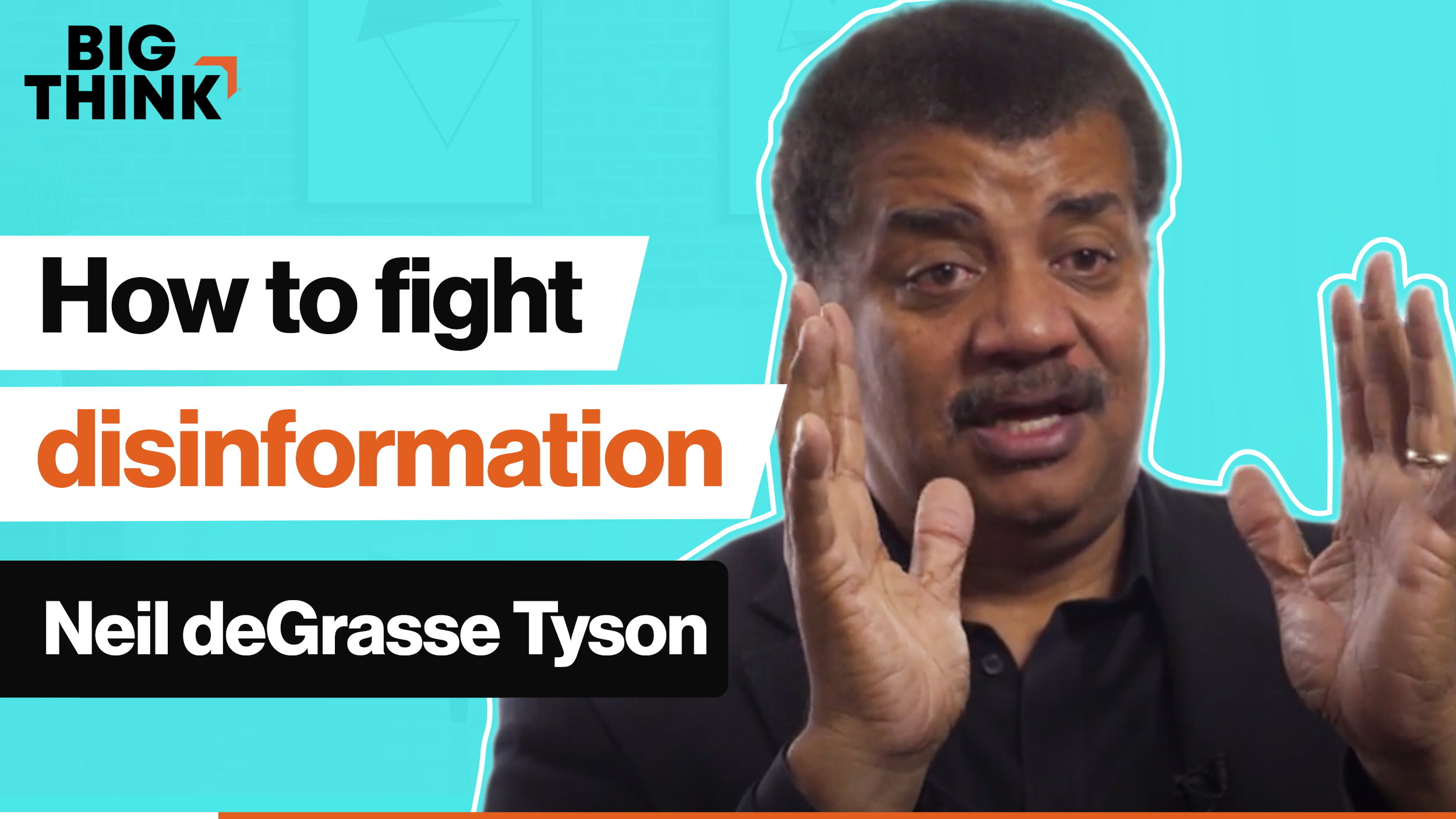 Neil deGrasse Tyson: How science literacy can save us from the internet