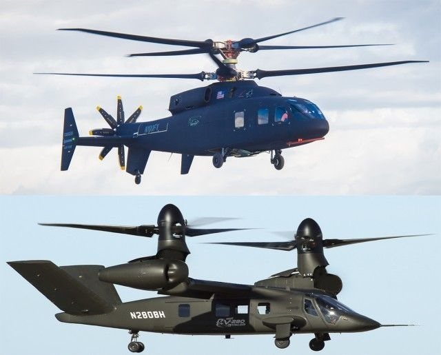 New Vertical Lift Capabilities Take Flight During Demo