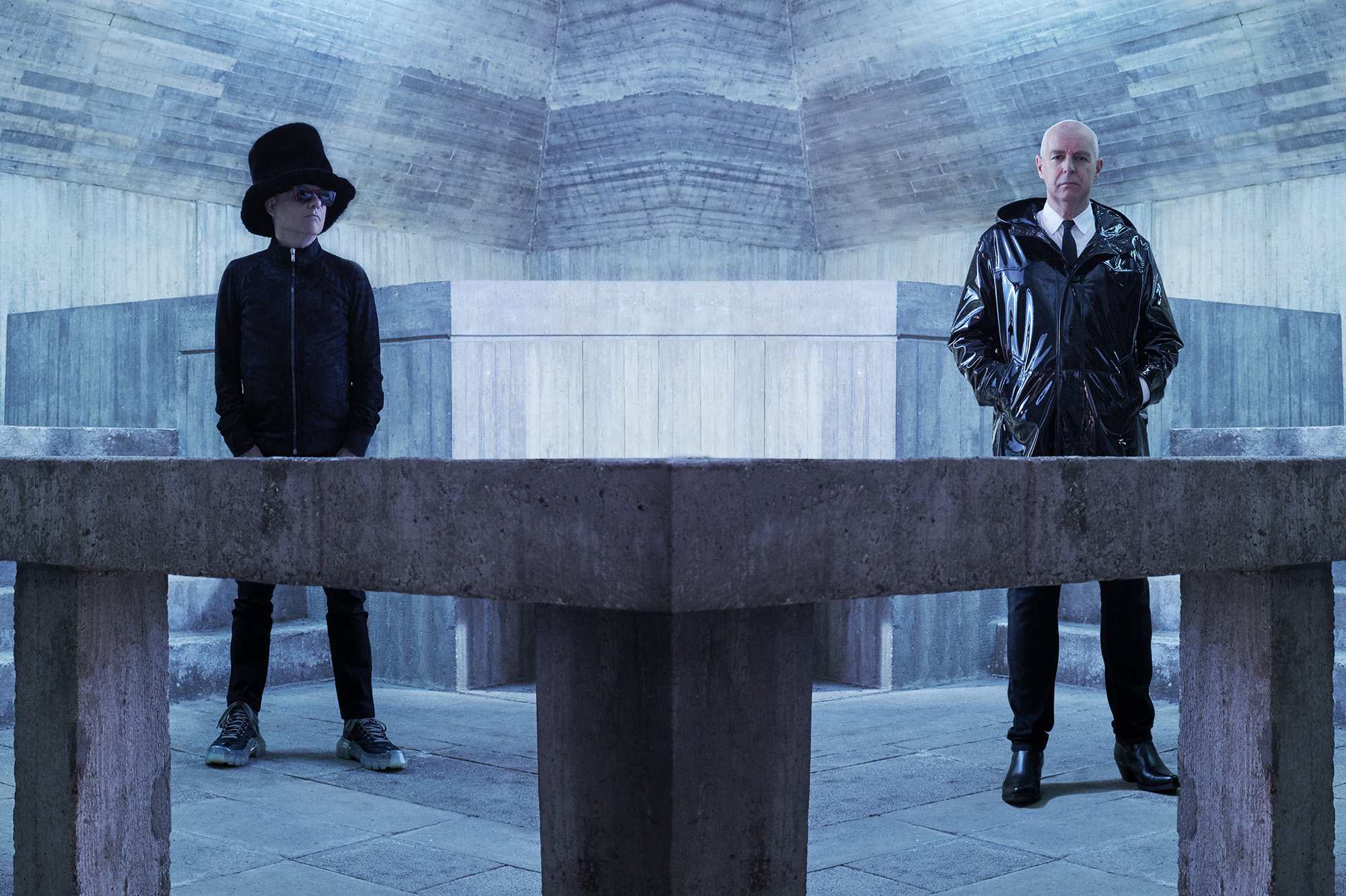 Pet Shop Boys Deliver Another Glorious, Smart, and Relevant Pop Album with 'Hotspot'
