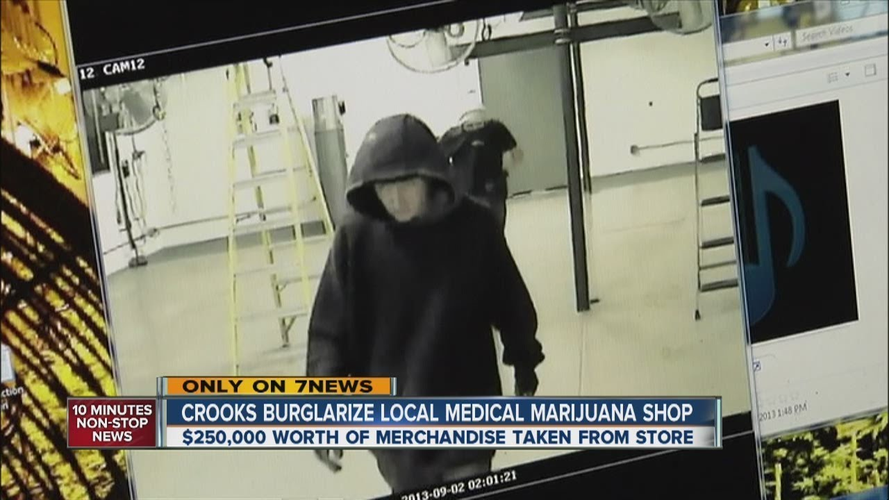 "Dispensaries On Getting Robbed: ""This Is Why We Need Banks"""
