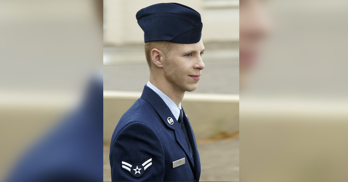 Airman faces court-martial over grisly New Mexico car crash