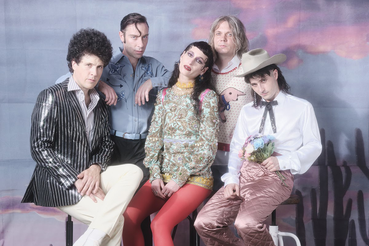 Black Lips Create a Killer Country Record, Infused with Lo-fi Garage Rock