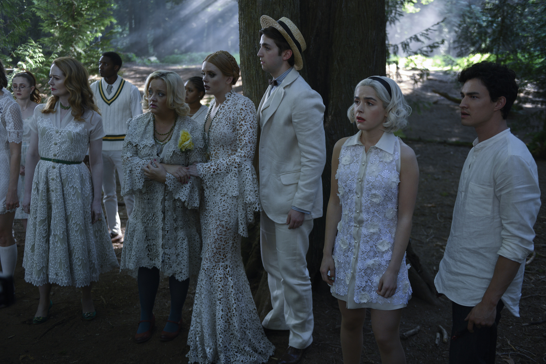 Image result for my sharona chilling adventures of sabrina