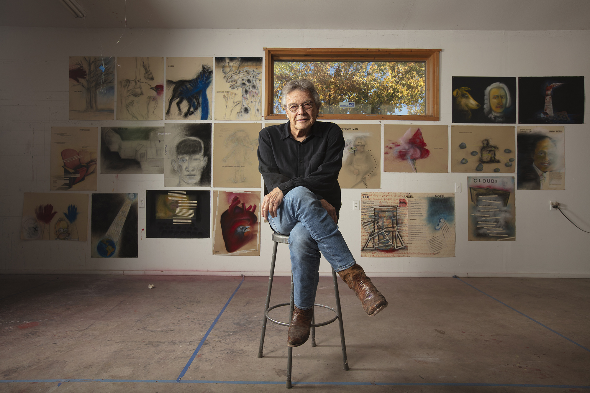 Terry Allen and the Panhandle Mystery Band Go on Expedition  Just Like Moby Dick