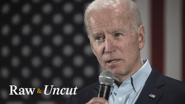 Former Vice President Joe Biden shares his plans to build on ObamaCare and compares his plan to Bernie Sanders's Medicare For All plan