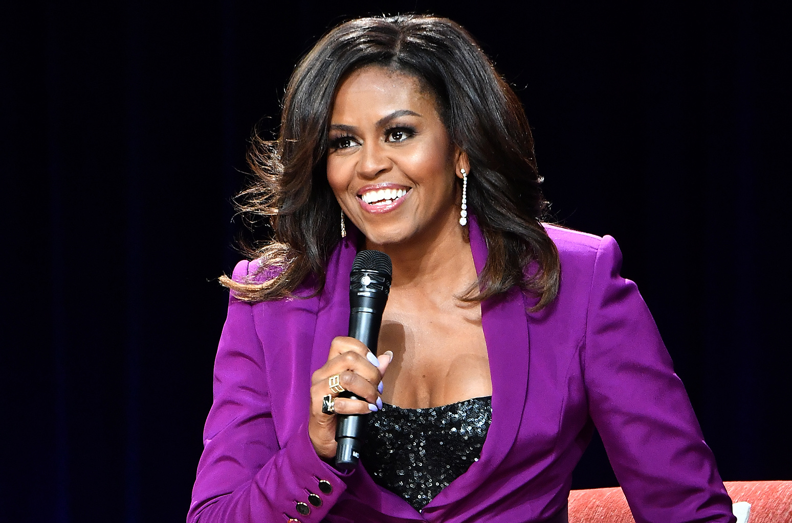 Michelle Obama Has A Word For Women Struggling With Self-Doubt