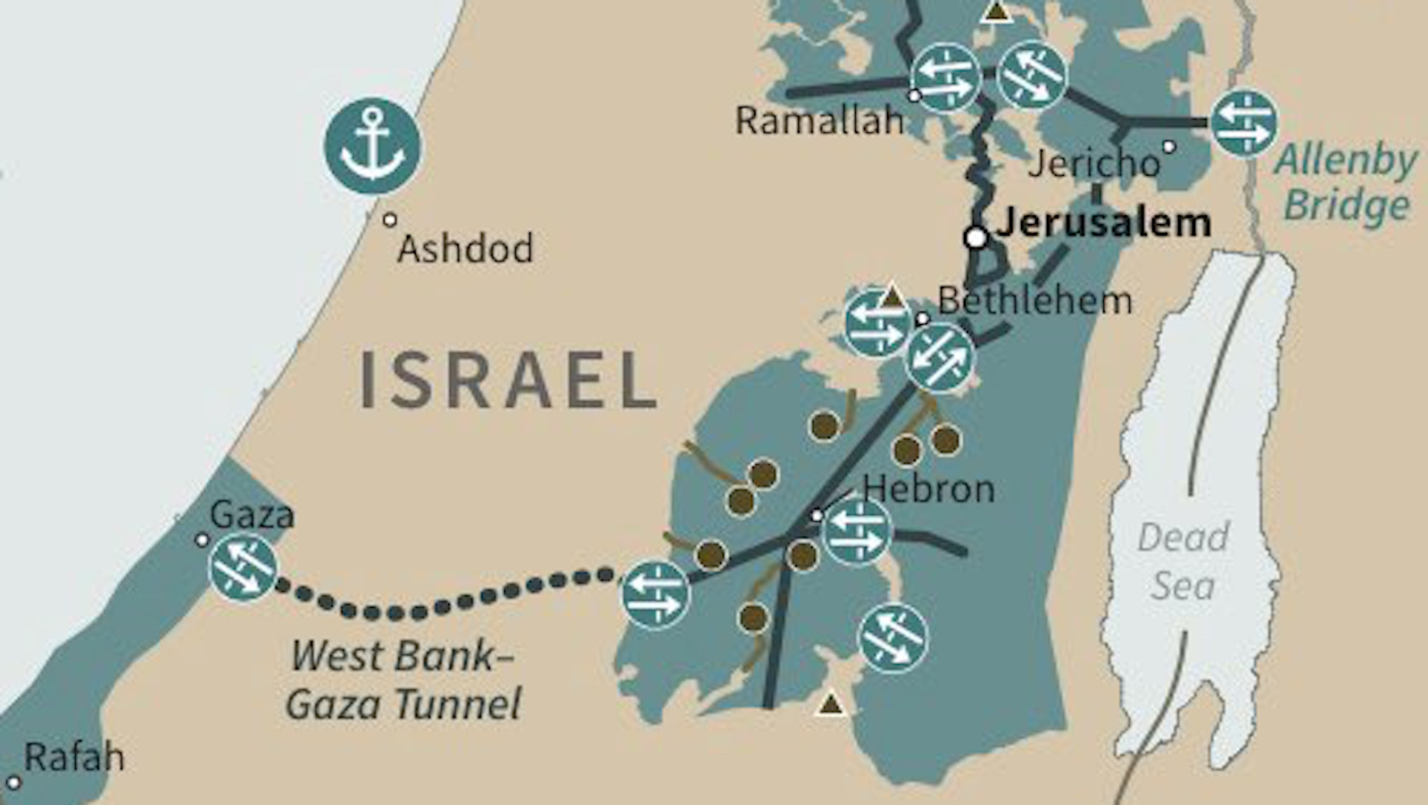 Why Trump s Palestine map is important