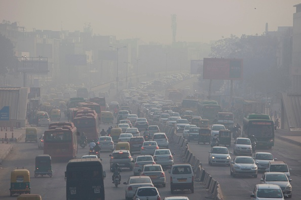 Traffic air pollution may be linked to structural brain changes