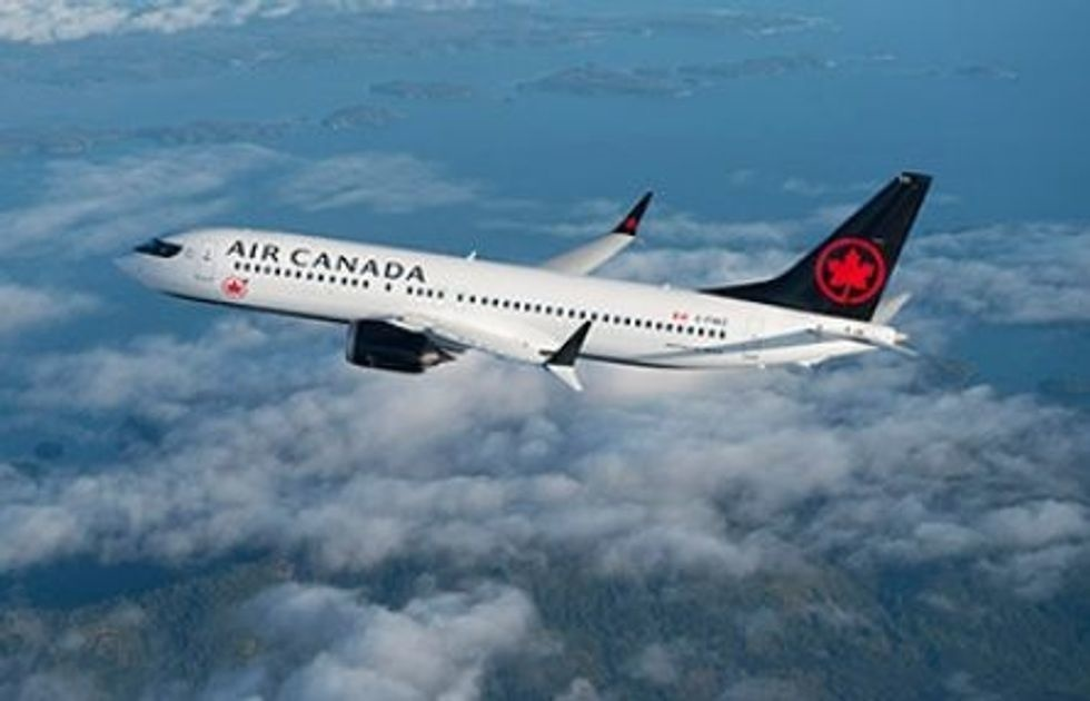 Boeing 737 MAX Cancellations Pile Up In Bleak Start To The Year - Air Canada Canceled 11 MAX Aircraft