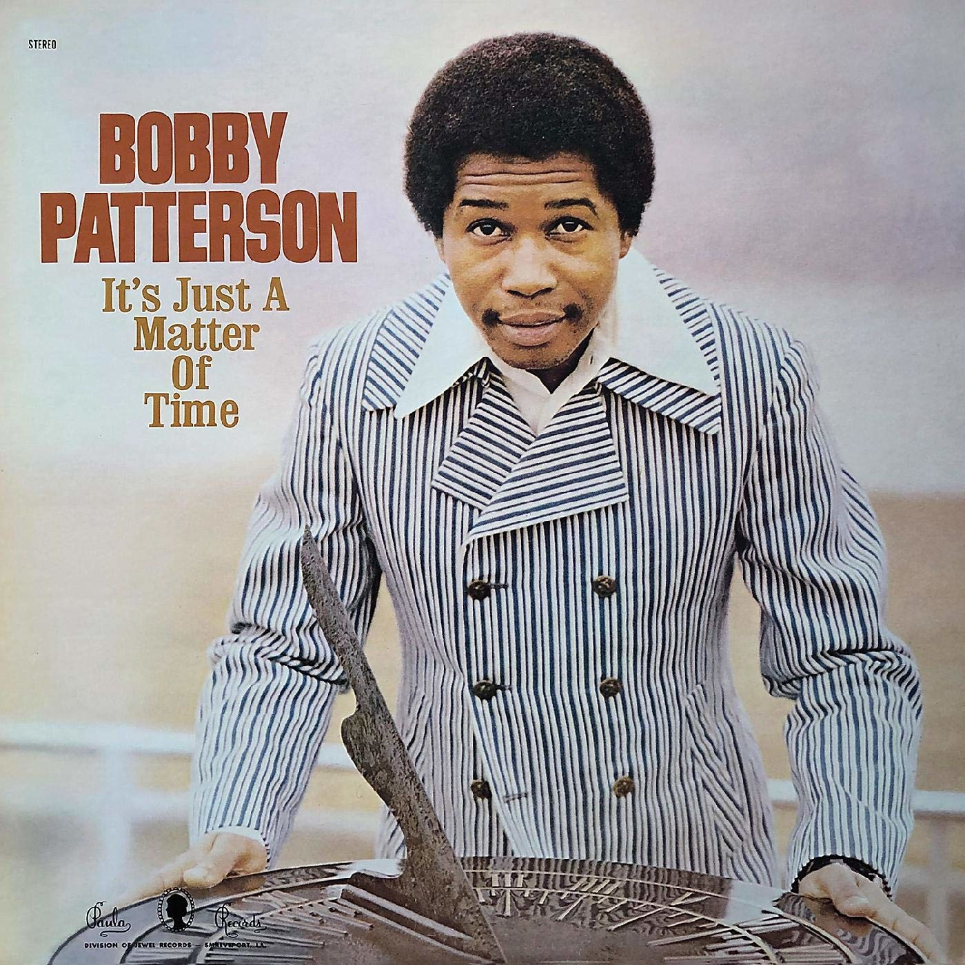 Bobby Patterson Gets the  Real Gone  Reissue Treatment